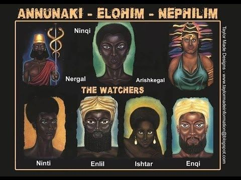Ancient Astronauts Theory Annunaki Nephilim Ancient Aliens Hidden Secrets Full Documentary - YouTube