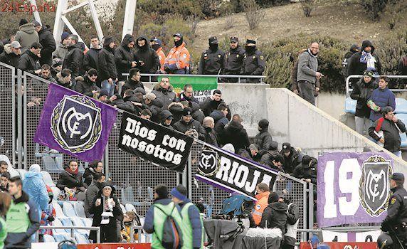Detenidos cuatro Ultras Sur por amenazas a la directiva del Real Madrid