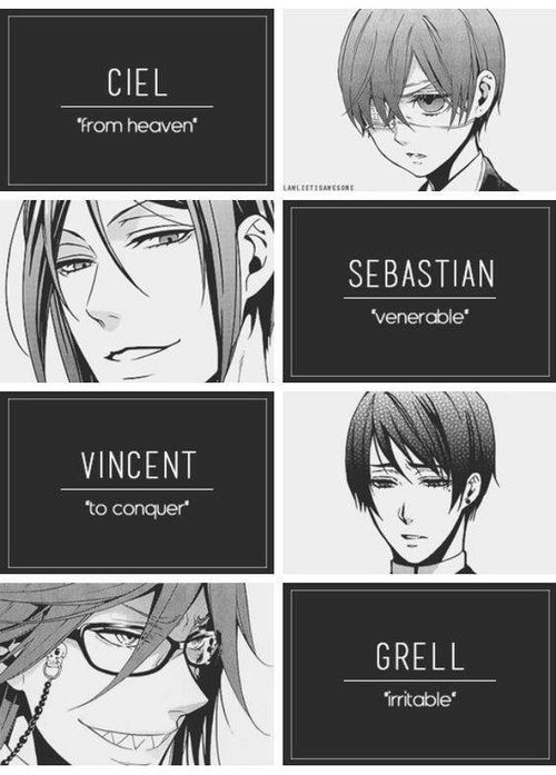 Imagen de black butler, kuroshitsuji, and manga
