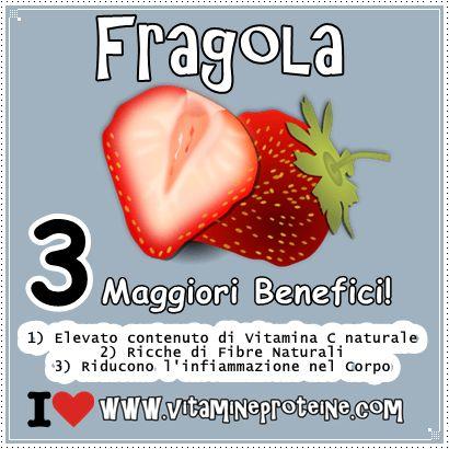 Tabella Fragola