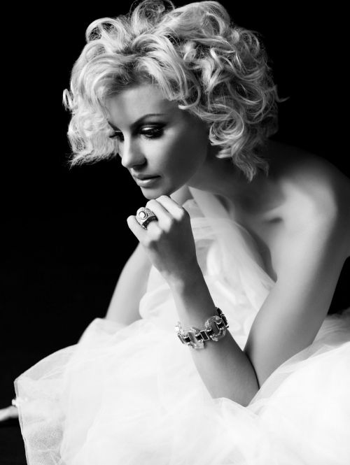Faith Hill  by Russell James