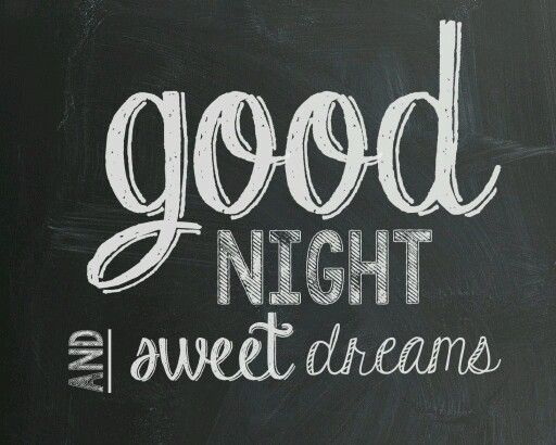 I'm home! Hope you have sweet dreams! I love you!!!! And I miss you!!!!
