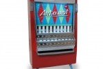 Art-O-Mat: Vintage Cigarette Vending Machines Recycled to Dispense Art