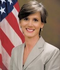 """Deputy Attorney General Sally Quillian Yates - Taking a stand against white collar crime and corruption - """"Crime is crime"""" - of course, in the white collar context, they have money for adequate legal representation so disparity probably will continue but it is a start -"""
