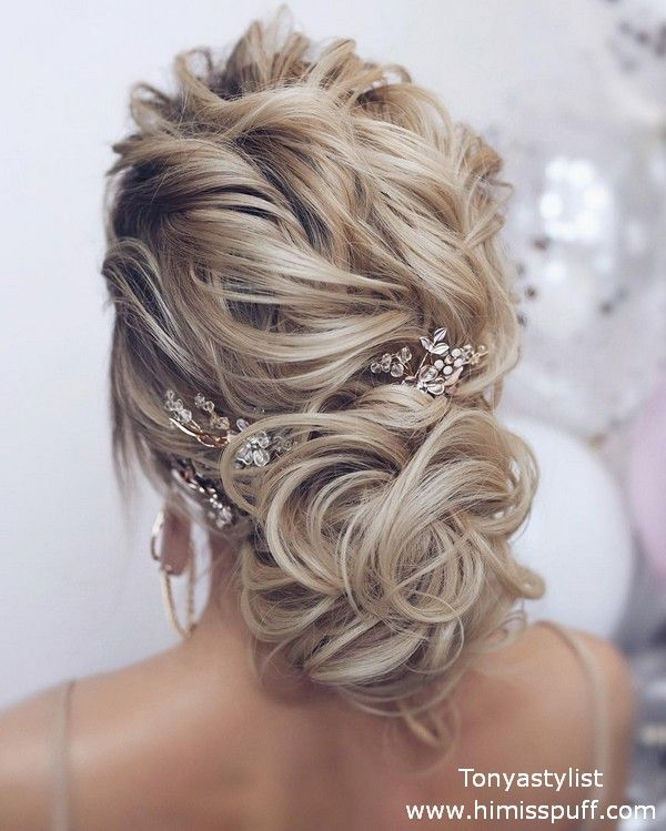 Tonyastylist Long Wedding Hairstyles And Updos Mother Of The Bride Hair Hair Styles Mother Of The Groom Hairstyles