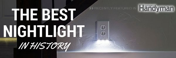 Best night light #nightlight #guidelight  https://www.snappower.com/