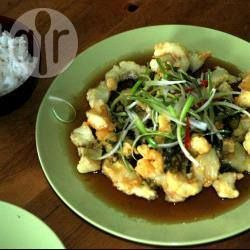 Fish Simmered in Sweet and Sour Sauce @ allrecipes.com.au