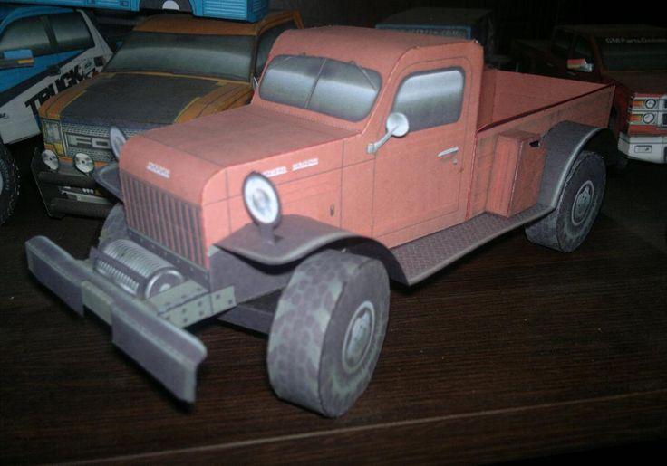 Dodge Power Vagon