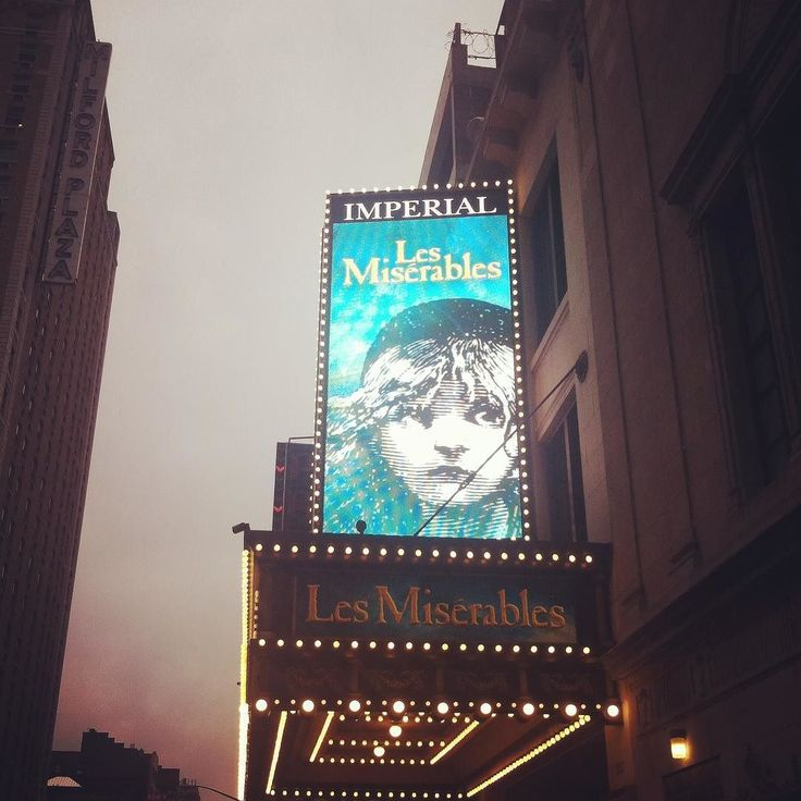 Beautiful play cast was amazing absolutely loved it and so happy it was my first broadway play #broadway #broadwayshow #imperialtheatre #lesmisérables #greatplay #amazing #lovedit by cursed_cutiepie