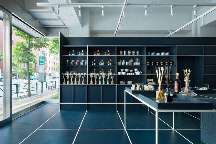 JP architects, Le Mistral, Tokyo