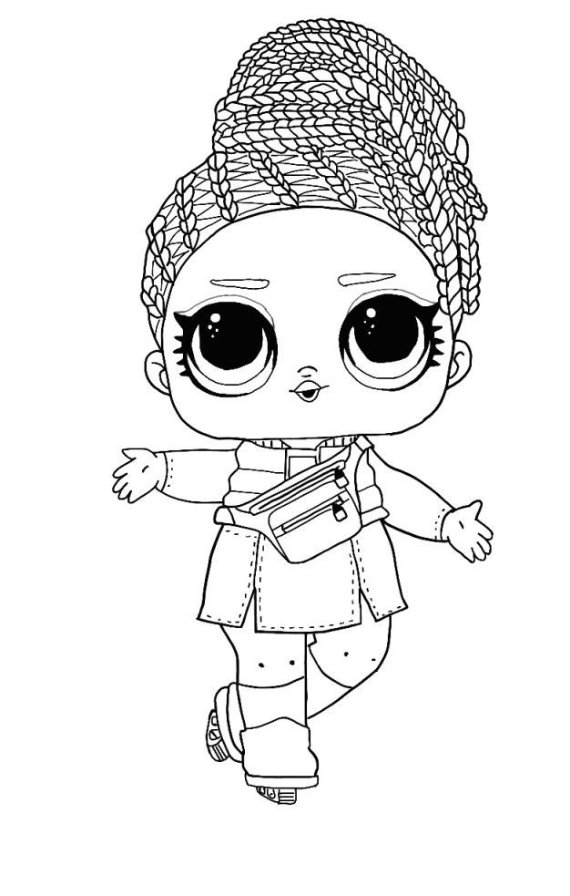 Lol Surprise Winter Disco Coloring Pages Free Coloring Pages Coloring1 Com Unicorn Coloring Pages Star Coloring Pages Monkey Coloring Pages