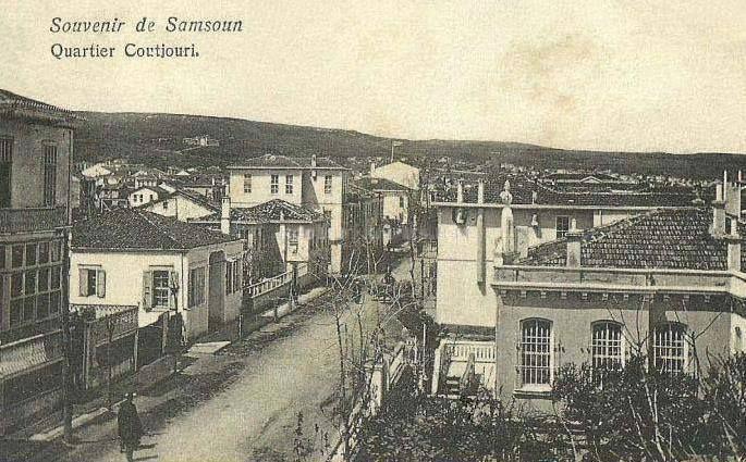 Amisos, Samsun
