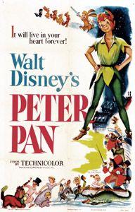 1953: Movie Posters, Disney Peter Pan, Vintage Disney, Walt Disney, Peter O'Tool, Disney Posters, Peterpan, Pan 1953, Disney Movie