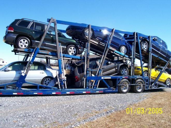 Peterbilt  Car Carrier For Sale