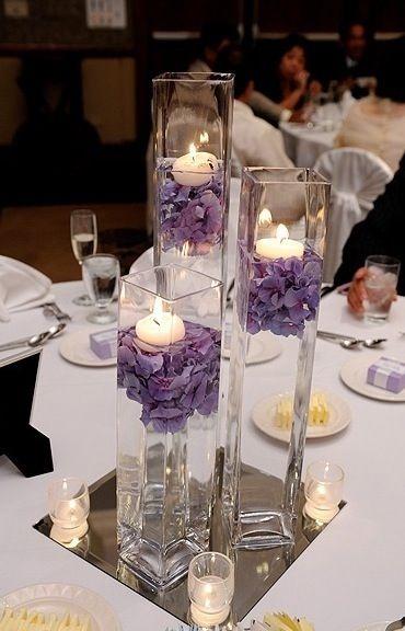 Questo centrotavola è bello ed elegante e potete realizzarlo da sole spendendo meno di 15 euro per tavolo. Naturalmente…