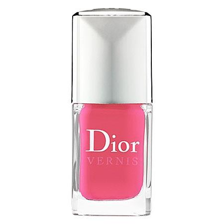 Dior Vernis Nail Lacquer  ITEM # 1356344 SIZE 0.33 oz  COLOR Pink Kimono 483 - bubble gum pink