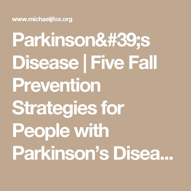 prevention of parkinson disease Nutrition and parkinson's disease the parkinson's institute why is nutrition important in pd one of the most frequent questions that patients ask at their clinic.