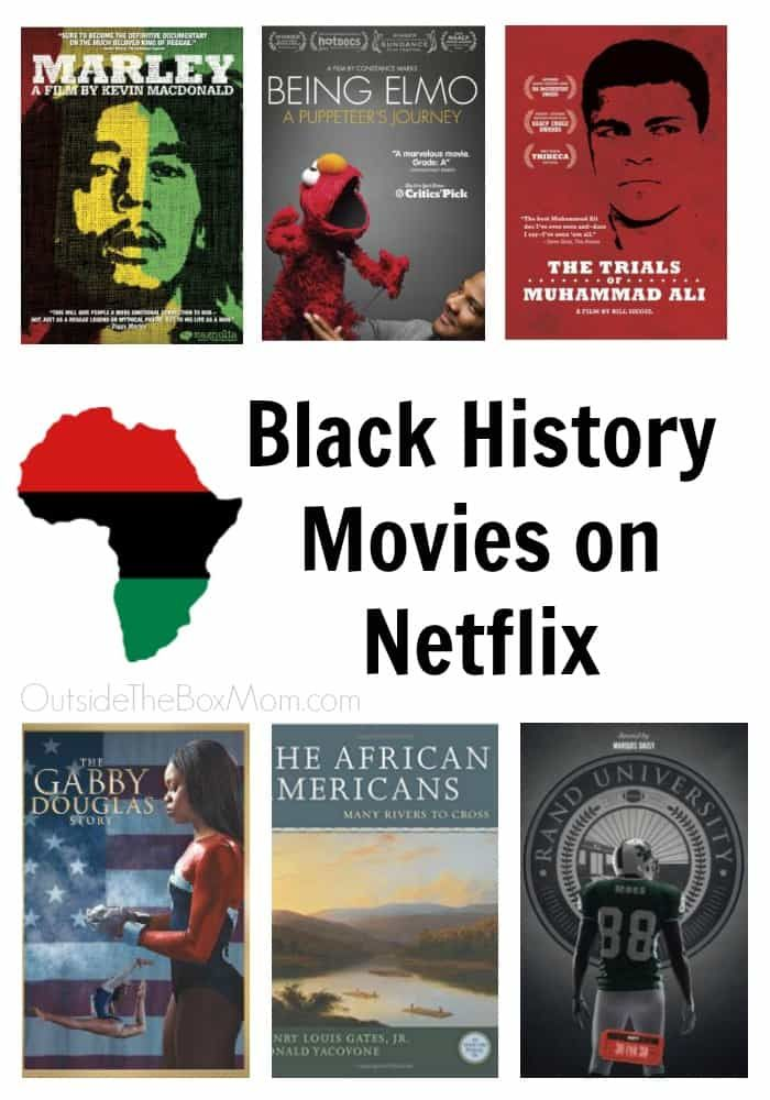 10 More Black History Movies on Netflix | Black Movies on Netflix