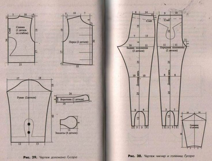 костюм гусара для мальчика своими руками test.leftie.ru ...