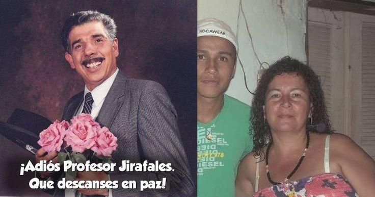 Crea Tu honor del Profesor Jirafales