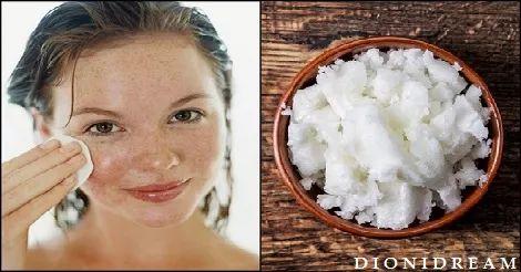 10 ragioni per usare l'olio di cocco per la pulizia e idratazione della pelle