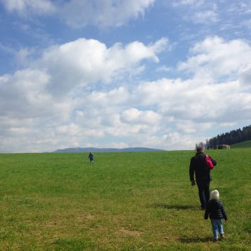 Escaping to a fairytale countryside - Northern Moravia
