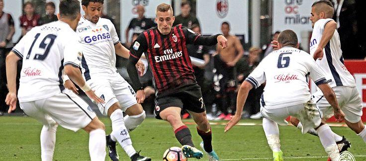 HIGHLIGHTS: Milan 1-2 Empoli