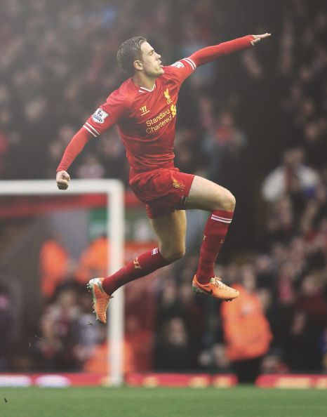 Get in, Jordan Henderson!