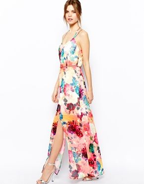 << floral maxi must-have >> www.alittledashofdarling.com: Maxi Dresses, Fashion, Warehouses, Style, Maxis, Roses, Warehouse Rose