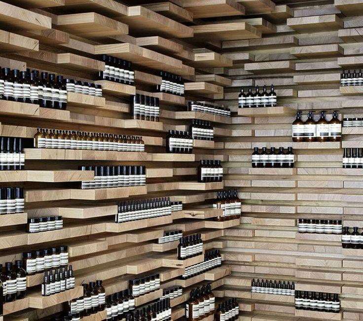 La maestría y excelencia de los proyectos de interiorismo y packaging de la casa Aesop