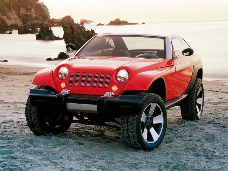 23 Concept Cars Chrysler Surprised The World With In The