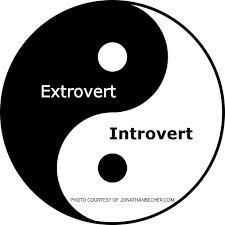 """Article on introverts who are extroverts too.  From the magazine """"Psychology Today"""""""