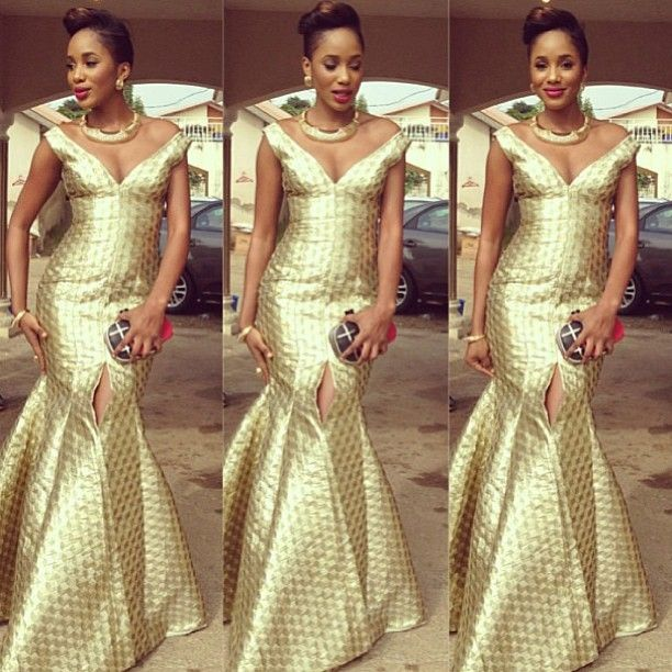 African Wedding Dresses Styles
