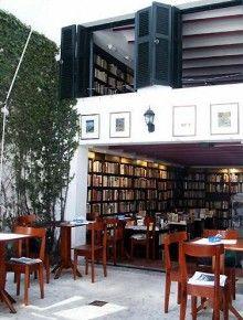 Librerías con cafés de Buenos Aires   Lugares de Viaje
