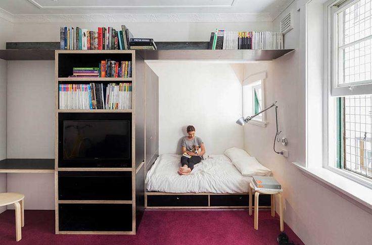Bijou Apartment by Nicholas Gurney   Yellowtrace