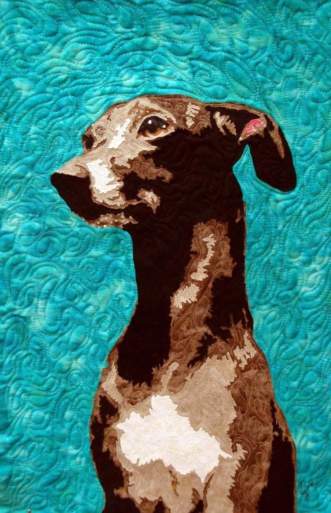 Regal Rupert by Beth Wade. North of the Yarra Quilters Guild Inc Blog