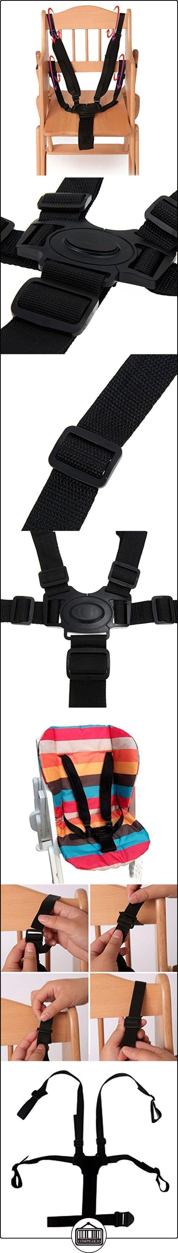 Bebé Cinco Puntos Arnés Cinturón De Seguridad Niños Correas Para Cochecito Silla Cinta Protectora Infantil  ✿ Seguridad para tu bebé - (Protege a tus hijos) ✿ ▬► Ver oferta: http://comprar.io/goto/B01IP5LAPK