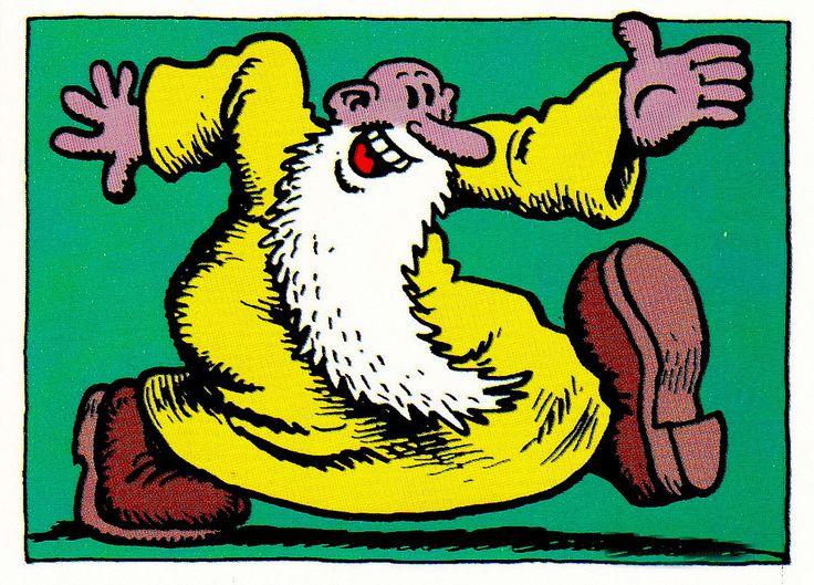 Mr. Natural by Robert Crumb (underground comics)