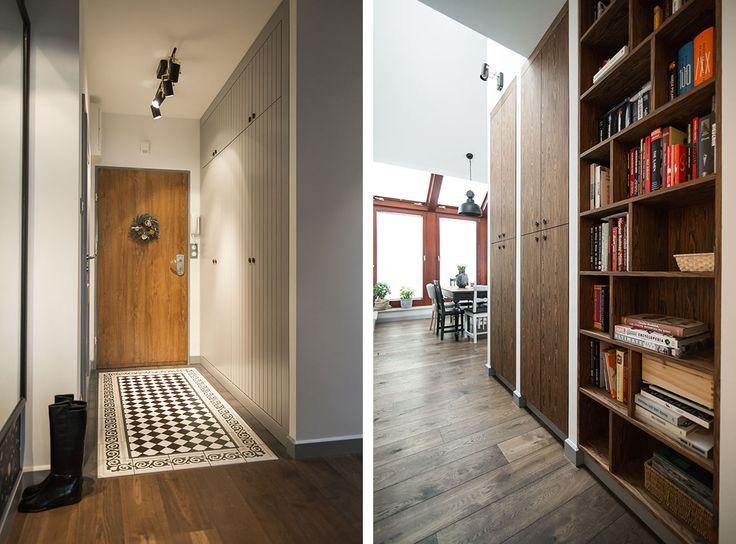 Eklektyczny-Pruszkow-projektowanie-wnetrz-korytarz-1
