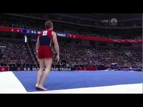 2012 US Olympic Men's Gymnastics Team Tribute