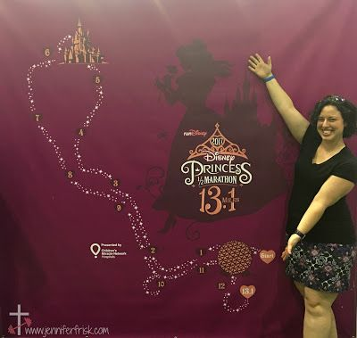 Success Requires Sacrifice - but it's always worth it!  What I Learned From Running the 2017 Disney Princess Half Marathon (Part 3)