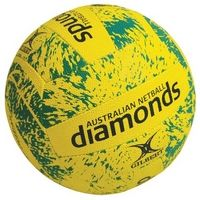 Gilbert Netball Australia Diamonds Supporter Netball