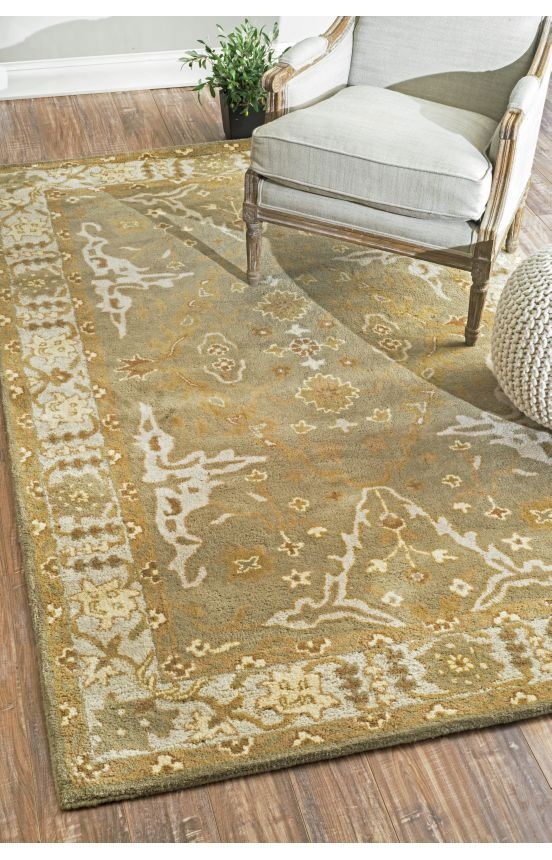 rugs usa savanna traditional ve10 moss rug rugs usa pre black friday sale 75 off area rug. Black Bedroom Furniture Sets. Home Design Ideas