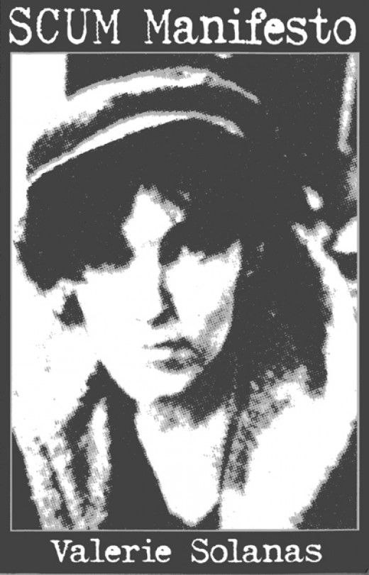 Review of the book written by the woman who shot Andy Warhol, Valerie Solanas.