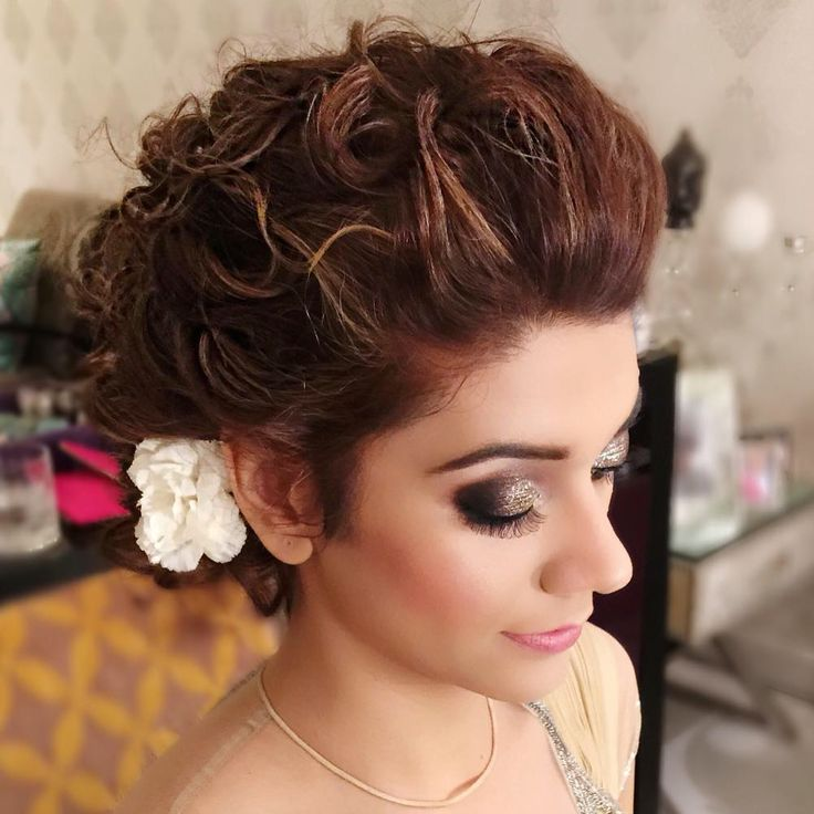 Easy indian party hairstyles-7160