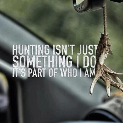 The pride in collecting your own food. #Hunting