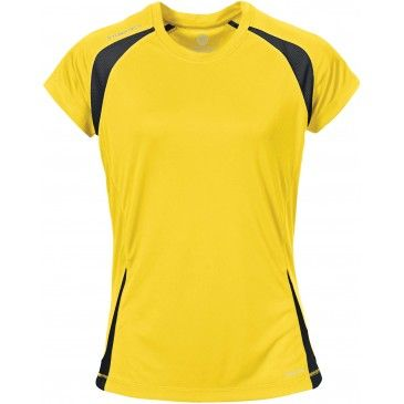 WOMEN'S STORMTECH H2X-DRY® CLUB JERSEY | 16 colours.  High performance polyester spandex construction with overlock finished and taped seams, makes this jersey extremely comfortable and durable.