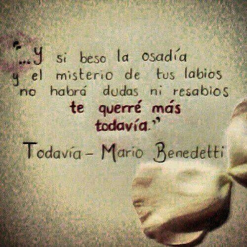 Besos a #frases #español #vida