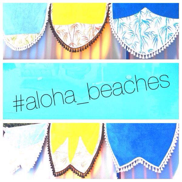 For every surflover with stylish beachlife. Surfboard shaped beach towel. The only in the whole world by #aloha_beaches. Find our store on https://www.etsy.com/shop/aloha4beaches?ref=hdr_shop_menu