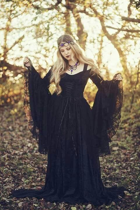Blacl Lace dress